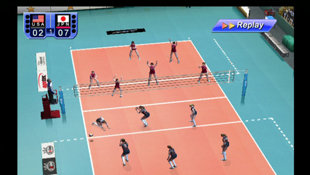 Women's Volleyball Championship Screenshot 2