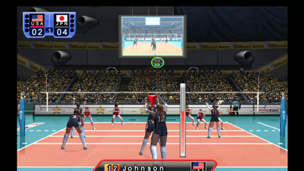 Women's Volleyball Championship Screenshot 4