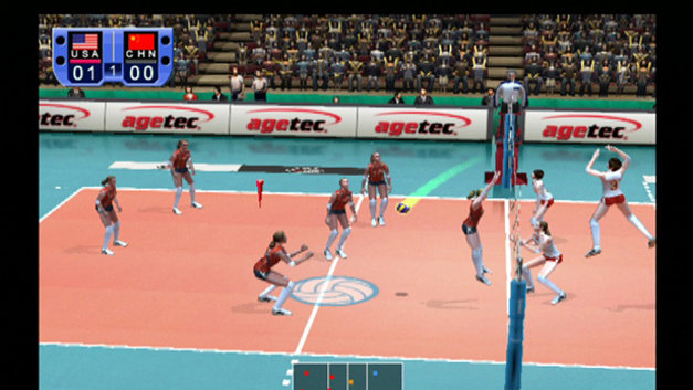 Women's Volleyball Championship Screenshot 7