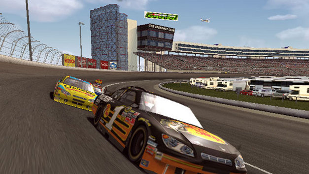 NASCAR 09 Screenshot 4
