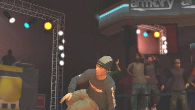 B-Boy Screenshot 1