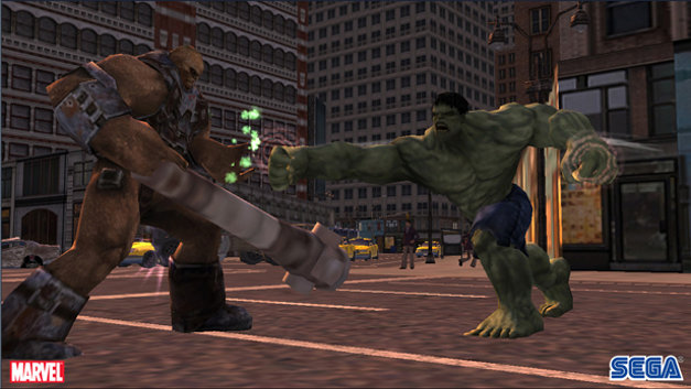 The Incredible Hulk™ Screenshot 1