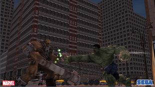 The Incredible Hulk™ Screenshot 2