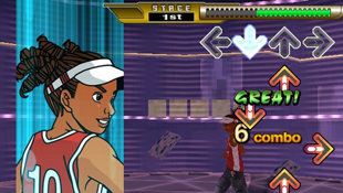 Dance Dance Revolution X Screenshot 2