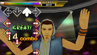 Dance Dance Revolution X Screenshot 3