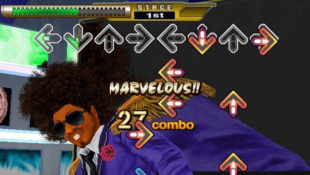 Dance Dance Revolution X Screenshot 4