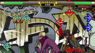 Dance Dance Revolution X Screenshot 5