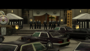 Yakuza 2 Screenshot 2
