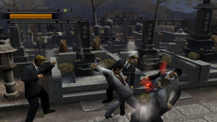 Yakuza 2 Screenshot 9