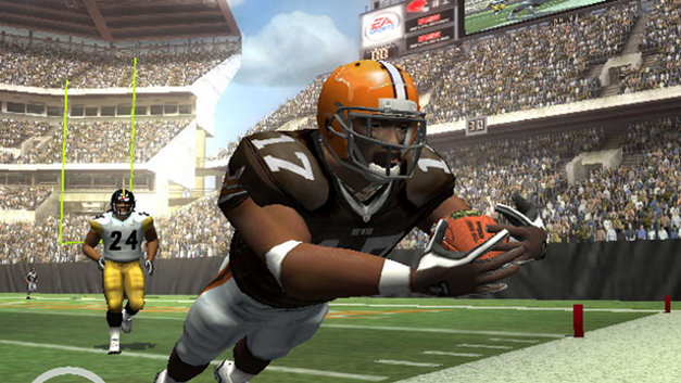 Madden NFL 09 Screenshot 1