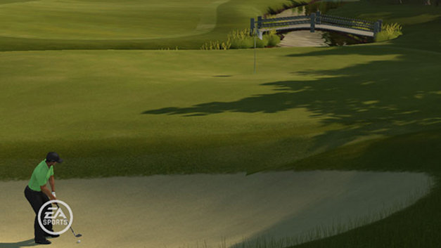 Tiger Woods PGA Tour® 09 Screenshot 1