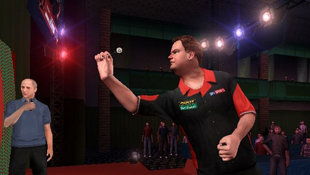 PDC World Championship Darts 2008 Screenshot 3