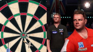 PDC World Championship Darts 2008 Screenshot 6