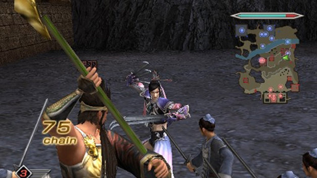 Dynasty Warriors 6 Screenshot 1