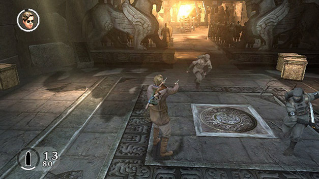 The Mummy: Tomb of the Dragon Emperor Screenshot 1