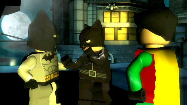 Lego Batman Game Ps2 Playstation