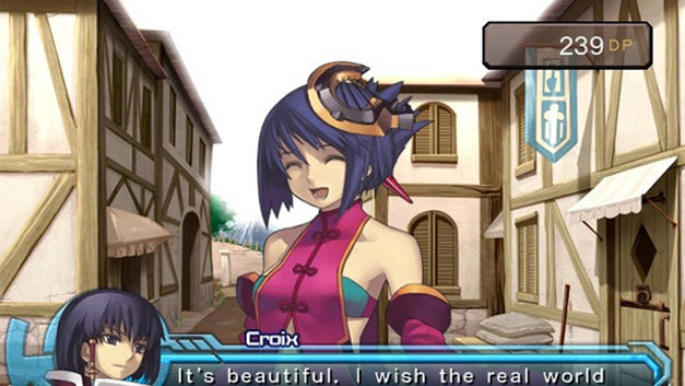 Ar tonelico 2: Melody of Metafalica Screenshot 1