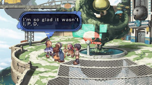 Ar tonelico 2: Melody of Metafalica Screenshot 2