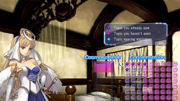 Ar tonelico 2: Melody of Metafalica Screenshot 4