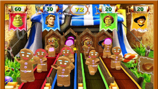 Shrek's Carnival Craze Screenshot 1
