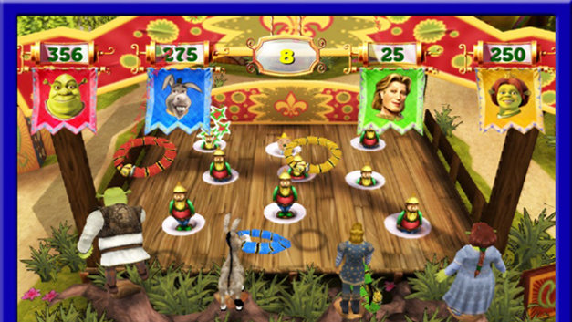 Shrek's Carnival Craze Screenshot 4