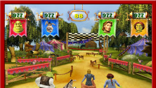 Shrek's Carnival Craze Screenshot 5