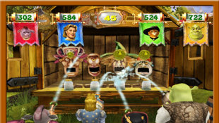 Shrek's Carnival Craze Screenshot 8