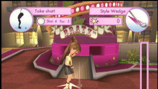 Bratz Girlz Really Rock Screenshot 2