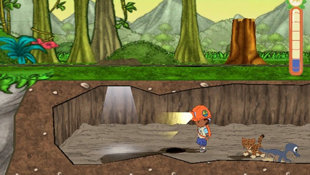 Go, Diego, Go!: Great Dinosaur Rescue Screenshot 5