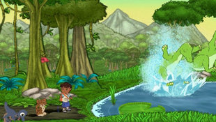 Go, Diego, Go!: Great Dinosaur Rescue Screenshot 6