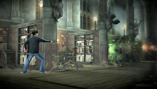 Harry Potter and the Half-Blood Prince Screenshot 3