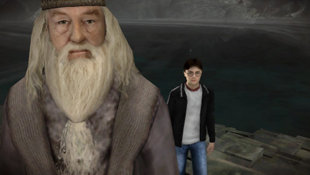 Harry Potter and the Half-Blood Prince Screenshot 6