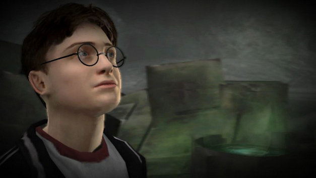 Harry Potter and the Half-Blood Prince Screenshot 7