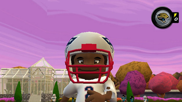 Backyard Football 2009 Screenshot 1