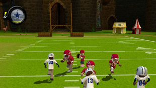 Backyard Football 2009 Screenshot 2
