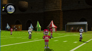 Backyard Football 2009 Screenshot 3