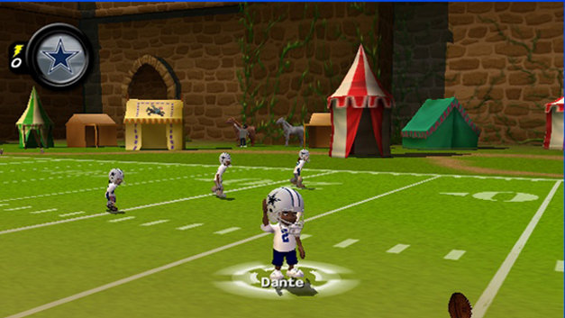 Backyard Football 2009 Screenshot 4