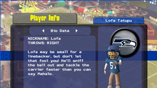 Backyard Football 2009 Screenshot 5