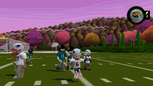 Backyard Football 2009 Screenshot 8