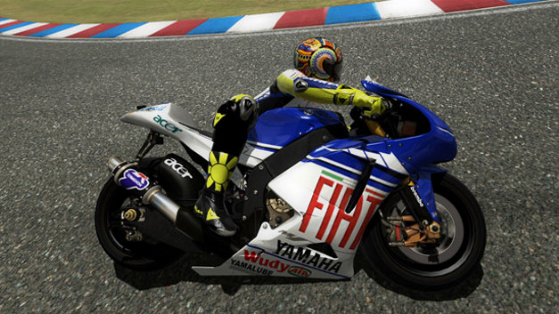 MotoGP 08 Screenshot 1