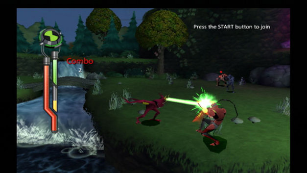 BEN 10: Alien Force Screenshot 10