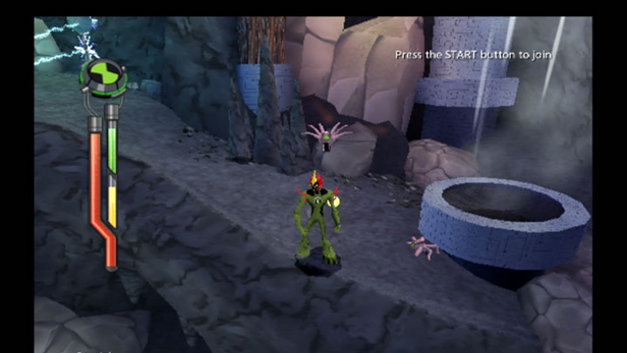 BEN 10: Alien Force Screenshot 7