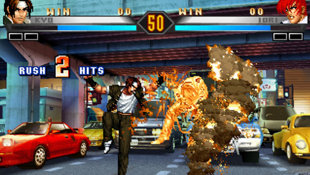 The King of Fighters '98 Ultimate Match Screenshot 2