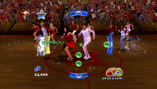 High School Musical 3: Senior Year DANCE! Screenshot 2