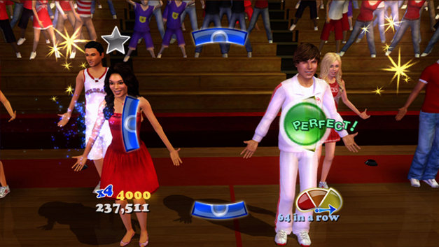 High School Musical 3: Senior Year DANCE! Screenshot 4