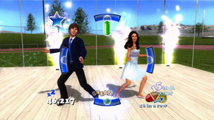 High School Musical 3: Senior Year DANCE! Screenshot 5