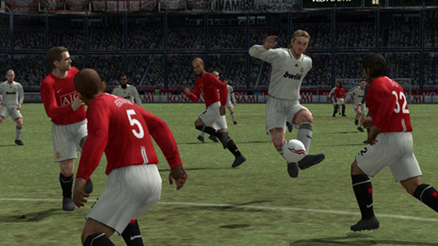 Pro Evolution Soccer 2009 Screenshot 4