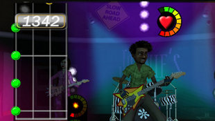 PopStar Guitar Screenshot 2