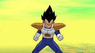 Dragon Ball Z: Infinate World Screenshot 3