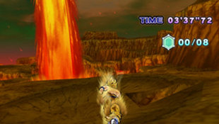 Dragon Ball Z: Infinate World Screenshot 5